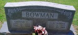 Grover Cleveland Bowman
