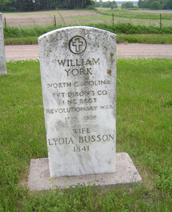 Pvt William York