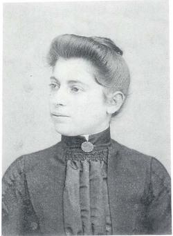 Martha Margaret <i>Bremyer</i> Faber