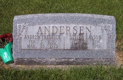 Elvira <i>Ransom</i> Andersen