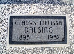 Gladys Melissa <i>Morris</i> Dalsing