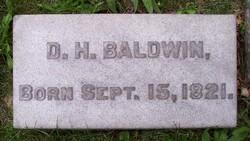 Dwight Hamilton Baldwin