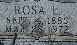 Rosie Lee Rosa <i>Daniel</i> McAuley