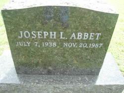 Joseph L Abbet