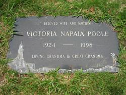 Victoria Napaia Poole