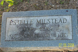 Estelle <i>Milstead</i> Akers