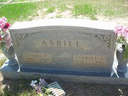 Eupha Clara <i>Nichols</i> Asbill