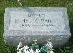 Ethel Aldean <i>Macklin</i> Bailey