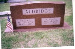 Victor E. Aldridge