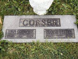 Eloise Mae <i>Pettes</i> Corser