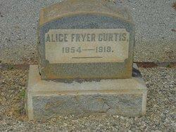 Alice Maude <i>Fryer</i> Curtis