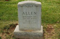 Benjamine Lee Allen