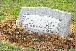 Cora M. <i>Sparks</i> Dukes