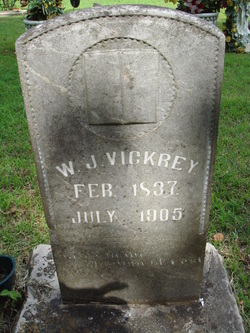 William Jasper Vickrey