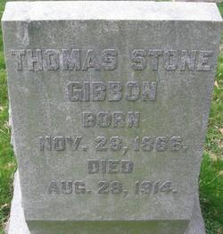 Thomas Stone Gibbon