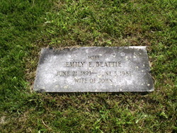 Emily Elizabeth <i>Beattie</i> Albro