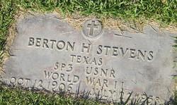 Berton H. Stevens