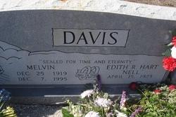 Edith Ronelda <i>Hart</i> Davis