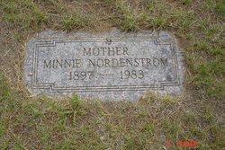 Minnie <i>Satterfield</i> Nordenstrom