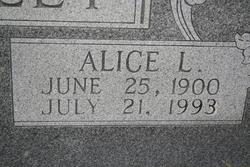 Alice L. Hailey