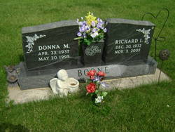 Donna M <i>McKee</i> Boone