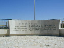 Barbara G. Edwards 9-11 Memorial