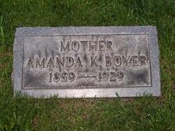 Amanda K <i>Karstetter</i> Boyer