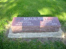 Erastus T. Maulsby
