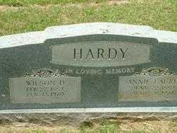 Wilson D Hardy