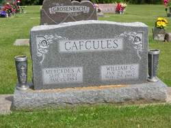 Mercedes Ann <i>Krugel</i> Cafcules