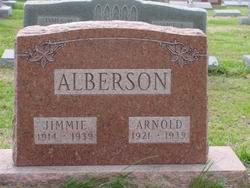 Arnold H. Hallie Alberson