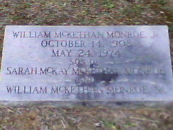 William McKethan Monroe, Jr