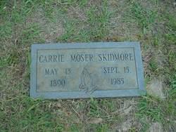 Carrie <i>Moser</i> Skidmore
