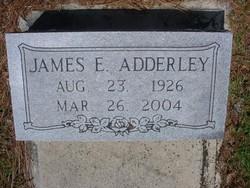 James E Adderley