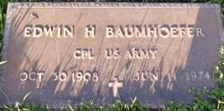 Edwin H. Baumhoefer
