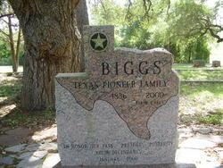 Ernest Wiseman Wisie Biggs