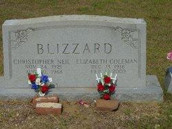 Christopher Neal Blizzard