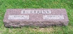 Ruby Marie <i>Hines</i> Burbrink