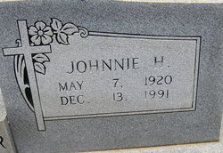 Johnnie Howard Alexander