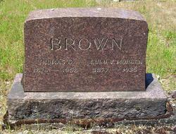 Lulu V. <i>Morgan</i> Brown