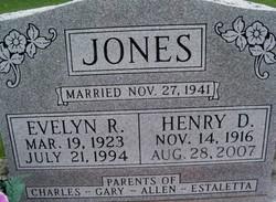 Evelyn Ruth <i>Shoup</i> Jones