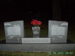 Minnie Nola <i>Stanley</i> Leatherwood