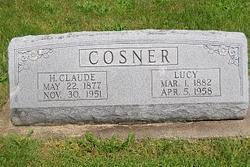 Lucy <i>Ratliff</i> Cosner