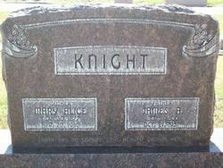Mary Alice <i>Graves</i> Knight