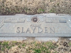 Angie Lou <i>Norris</i> Slayden