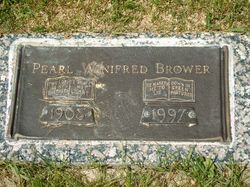 Pearl Winifred <i>Graham</i> Brower