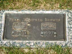 Pearl Winifred <i>Graham</i> Brower