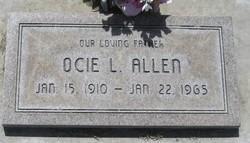 Ocie Sr. Allen