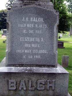 Elizabeth A. Balch