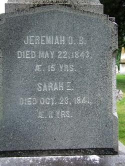 Sarah E. Balch